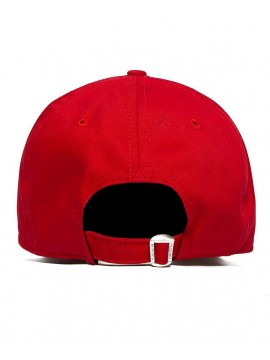 New Era - Casquette 9Forty Adjustable NY Rouge