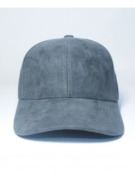 DS|LINE - Trucker Strapback Suede Charcoal