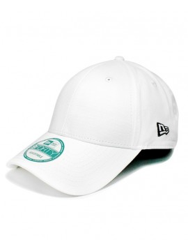 New Era 9Forty Adjustable Casquette Blanche
