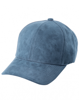 DS|LINE - Trucker Strapback Suede Sky Blue / Or