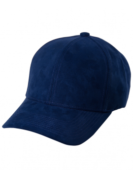 DS|LINE - Trucker Strapback Suede Bleu Royal