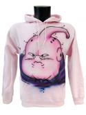 RXL Paris - Majin Buu Airbrush Custom Sweat A Capuche Rose