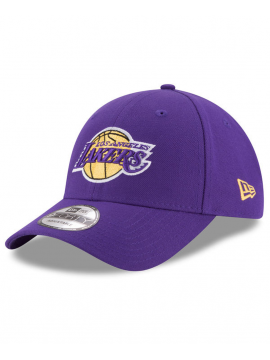 New Era Los Angeles Lakers NBA Team 9Forty Purple