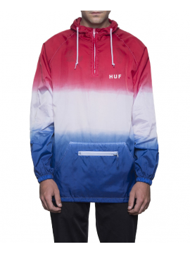 HUF Anorak Gradient Wash