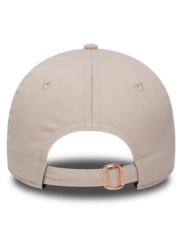 New Era 9Forty Femme Essential Los Angeles Dodgers Grège