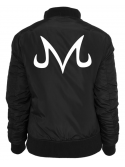 RXL Paris Majin Vegeta Bomber Black