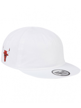 New Era Casquette Spike Lee Old School Chicago Bulls Blanche