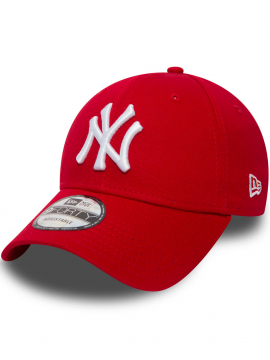 New Era 9Forty Adjustable New York Yankees Red