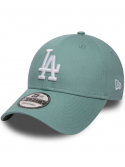 New Era 9Forty Los Angeles Dodgers Essential Bleu Beach Kiss