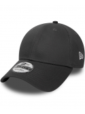 New Era 9Forty Adjustable Cap Grey Anthracite