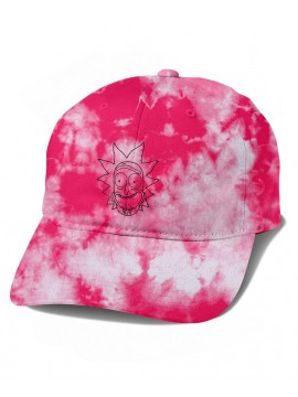 Primitive Rick Wash Dad Hat Pink