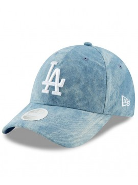 New Era Femme Casquette 9Forty Los Angeles Dodgers Tie Dye