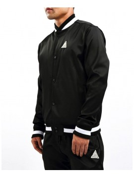 Black Pyramid - Polar Satin Jacket Black