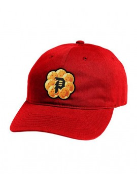 Primitive x Dragon Ball Z - Dirty P Wish Dad Hat Red