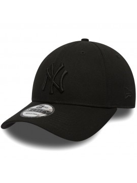 New Era - NY Yankees Essential 9Forty Black On Black
