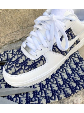 Remix Line Custom - Nike Air Force 1 Dior Custom